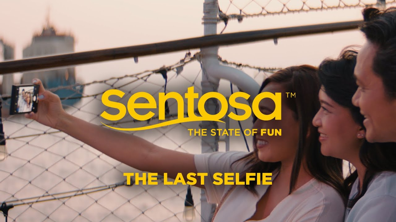 Sentosa Presents: The Last Selfie