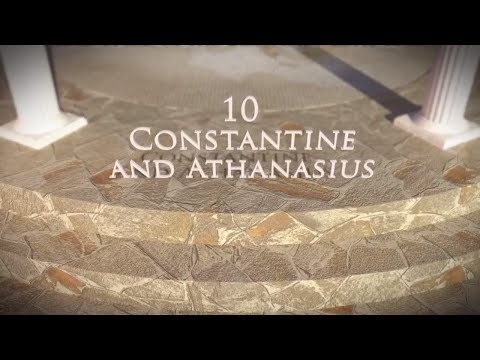 Constantine and Athanasius | The History of The Decline and Fall of the Roman Empire