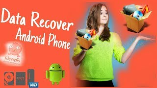 How To Recever Delete Pictures Android Phone,Without Root