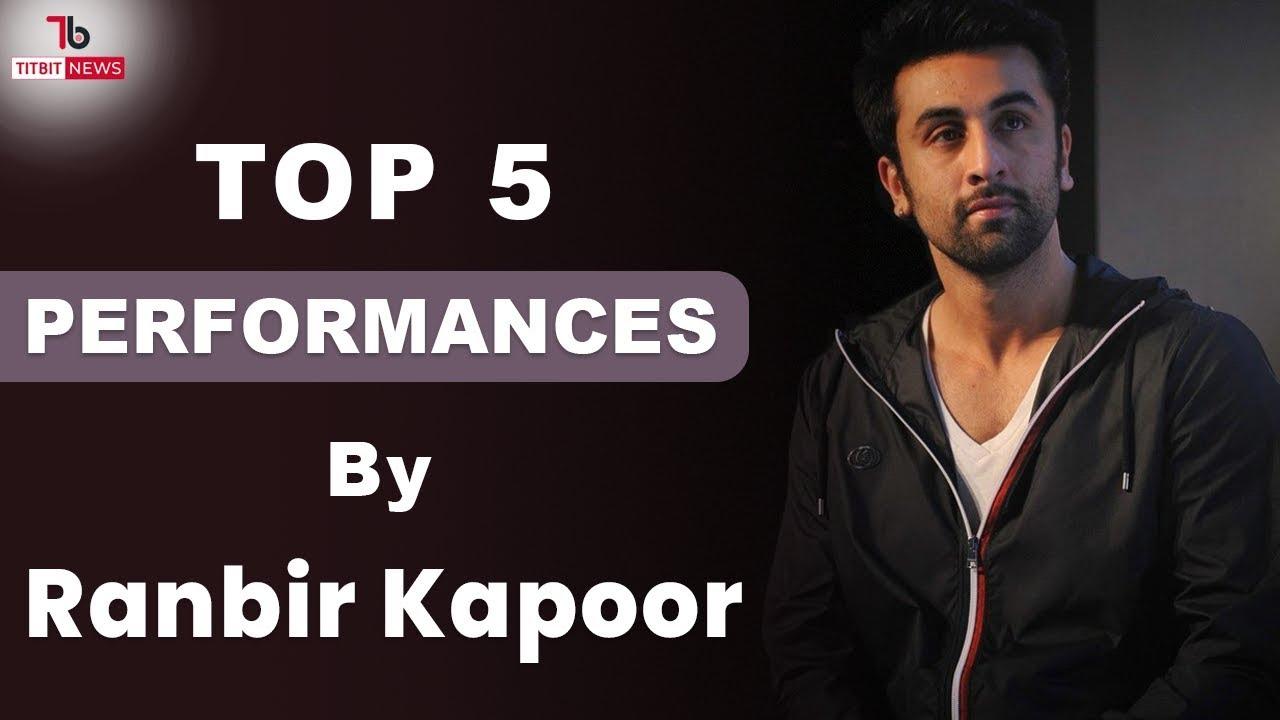 Download Top 5 Movies of Ranbir Kapoor | Ranbir | TITBIT VIDEOS | TITBIT