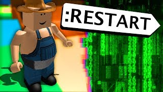 Roblox hacker makes me lose all my progress...