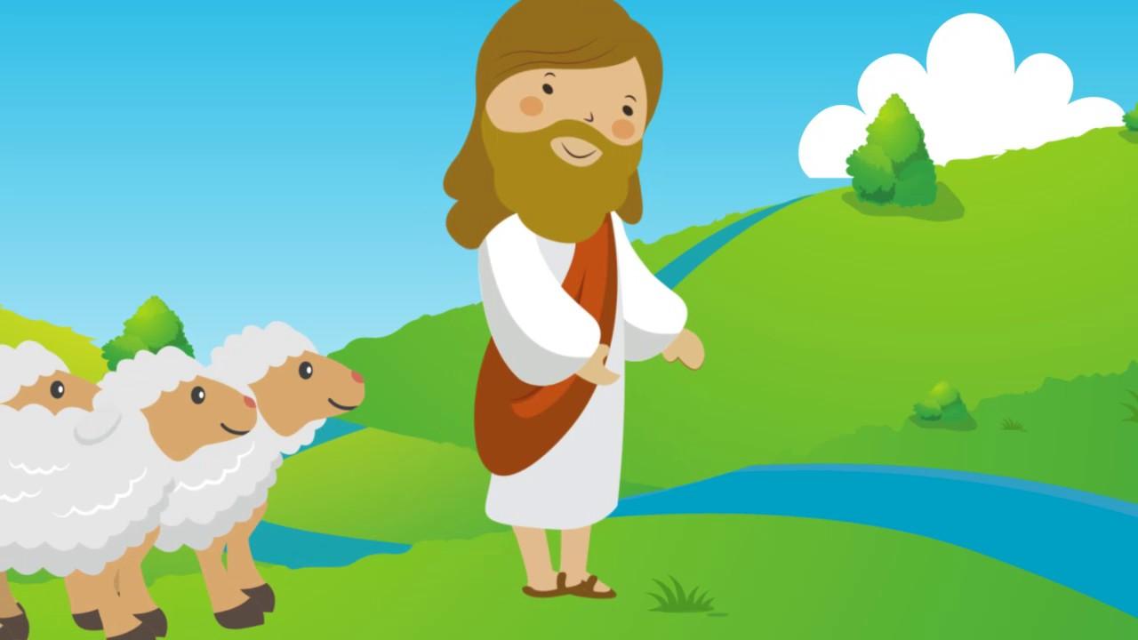 El Señor Es Mi Pastor- Musica Para Niños