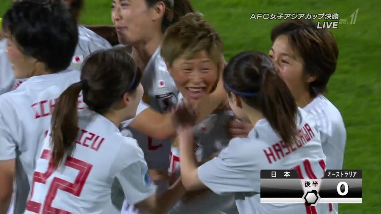 20180420 AFC女子アジアカップ20...