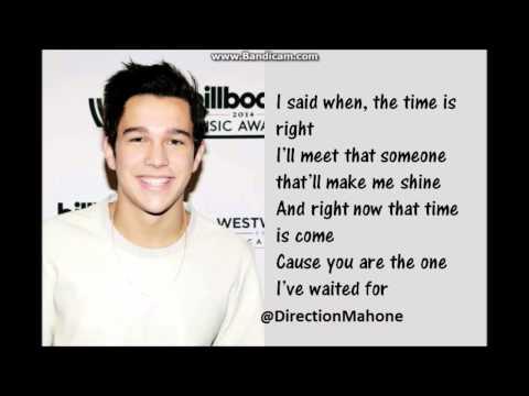 Austin Mahone - The One I've Waited For Lyrics