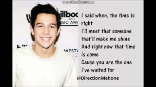 Austin's song 'The One I've Waited For' from Austin's EP out next w...