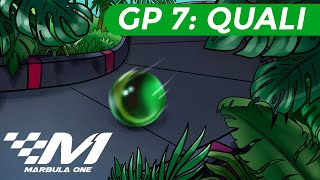 Marbula One Season 2: GP7 Raceforest Qualifiers
