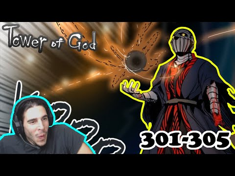 Tower Of God Chapter 301-305 - FINE, I'LL DO IT MYSELF Live Reaction (S2 221-225)