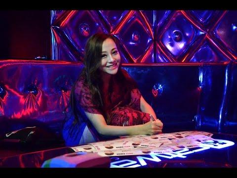 DJ Rose Kwok at CATWALK Music Club Melaka