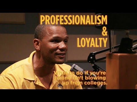 Real Spill August Podcast August 1st - Professionalism & Loyalty
