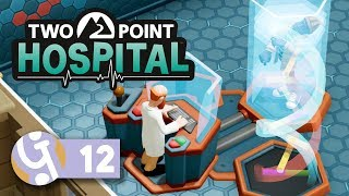 😷 Deoxyribonucleic Acid | Let's Play Two Point Hospital Ep. 12