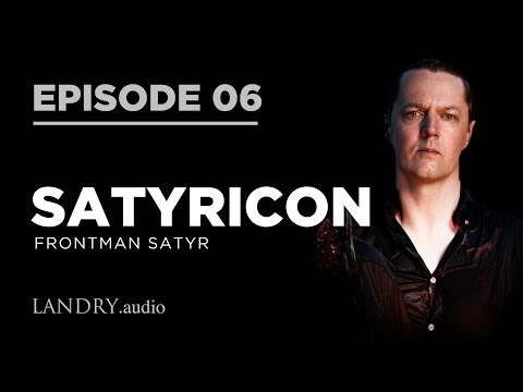 Satyricon's Satyr on black metal, the music business, touring, & his wines