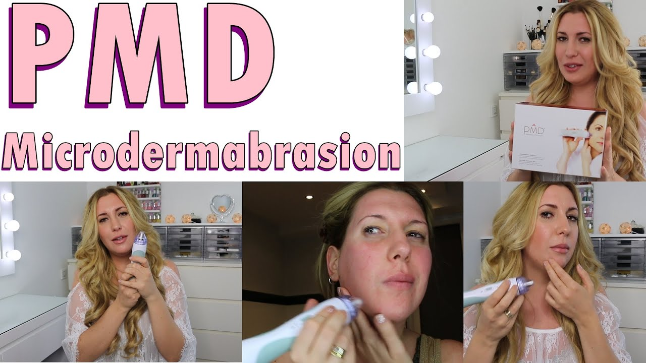 PMD Microdermabrasion zu Hause ♥ Review ♥ Elen Pruefer