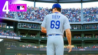 MLB 19 Road to the Show - Part 43 - PITCHING FOR THE DODGERS!