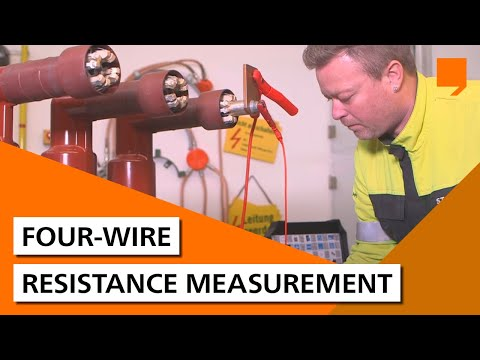 Four-wire Resistance Measurement