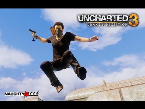 [ F4EV ] IN Uncharted 3 - I'm not Afraid