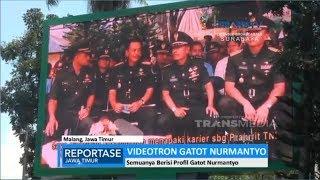 Heboh Videotron Gatot Nurmantyo di Malang