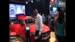 Salon de l'automobile 2018: Retrouvez le stand de Mercedes-Benz