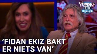 Johan Over Fidan Ekiz: 'ze Bakt Er Helemaal Niets Van' | Veronica Inside