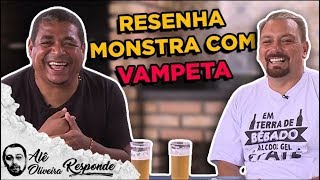 VAMPETA É CONVIDADO DO ALÊ OLIVEIRA RESPONDE - ALÊ OLIVEIRA RESPONDE #16