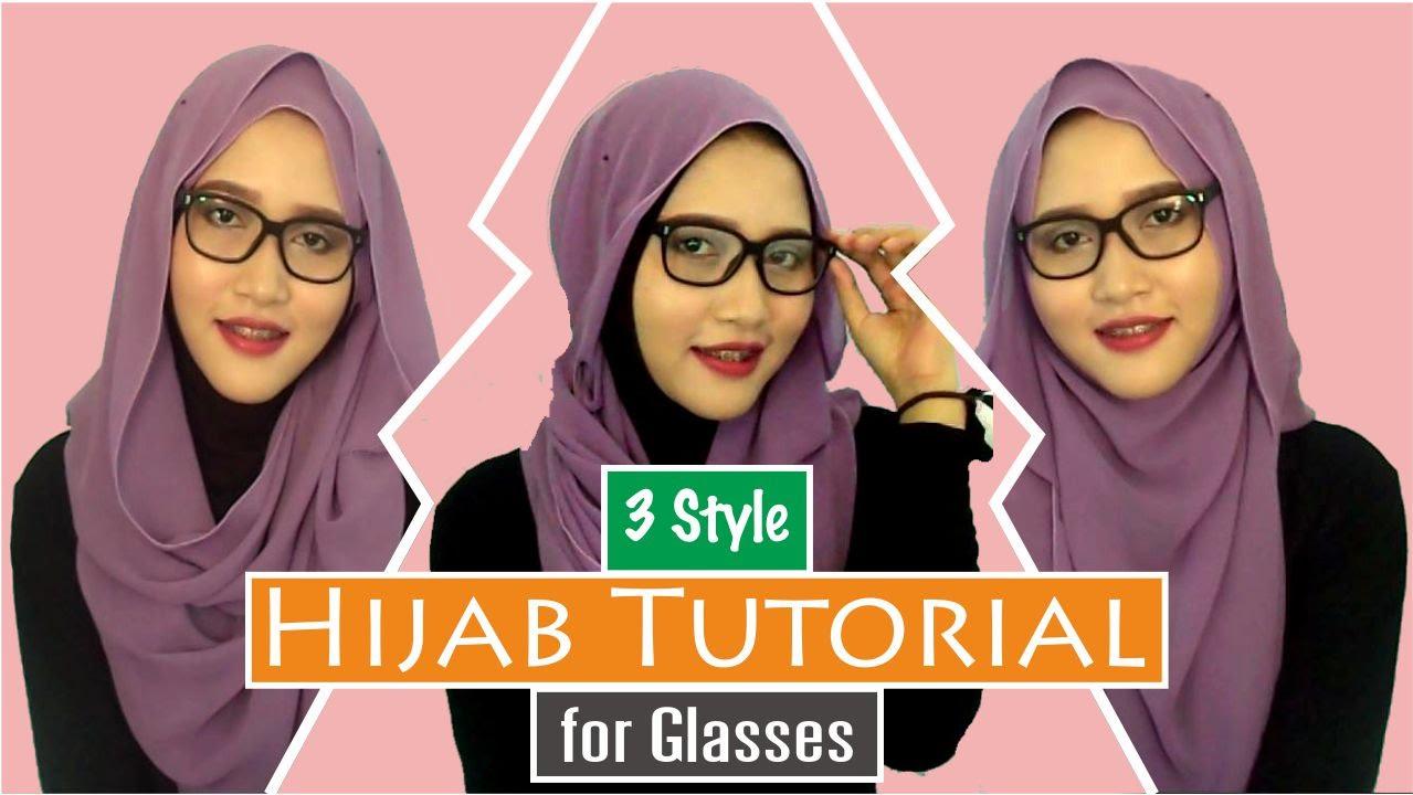 Tutorial Hijab Pashmina Rawis Spesial Idul Fitri 2016 Amalia