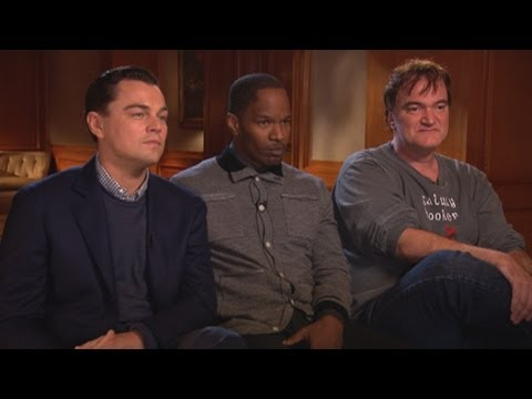 'Django Unchained': Tarantino, DiCaprio, Foxx Answer Critics Mp3
