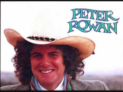 peter rowan - living on the line
