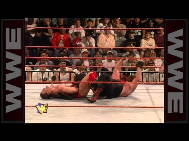 Ken Shamrock vs. Vader: In Your House - May 11, 1997