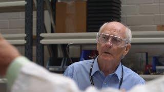 Professor Brian Evans | Seismic achievements