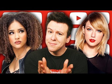 WOW! Taylor Swift VS The ACLU Explained, Nude Photo Threat Squashed, and Demetria Obilor Shamed...