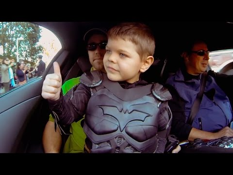 Batkid Begins - Official Trailer [HD]