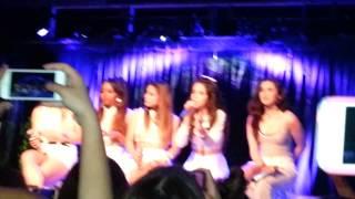 Fifth Harmony Sam Smith Melody Baltimore 6/5/2014