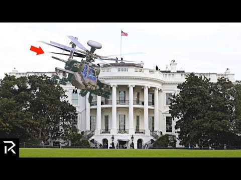 10 Insane Security Features Of The White House