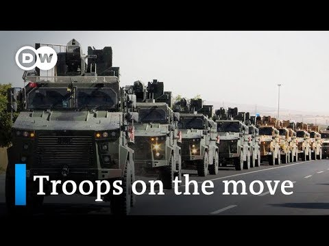 Turkish troops to cross into Kurdish-held Syria 'shortly' | DW News