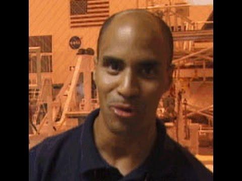 Kobie Boykins, NASA - Pediatric Patients