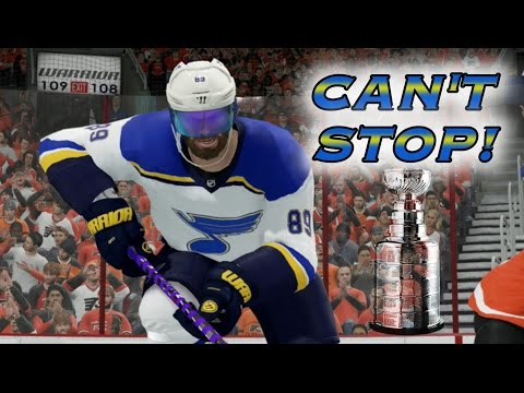 "NHL 17 Be a Pro | Forward ep. 116 ""STANLEY CUP pt. 2"""