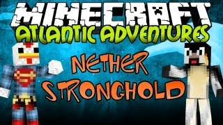 vuclip Nether Fortress! - Atlantic Adventure #31: Minecraft Subscriber Survival