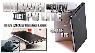 huawei p8 lite review nfc hisilicon kirin 620 video by s7yler
