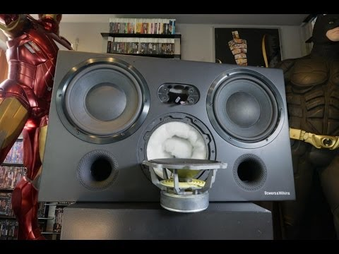 test bowers wilkins ct 700 heimkino system youtube. Black Bedroom Furniture Sets. Home Design Ideas