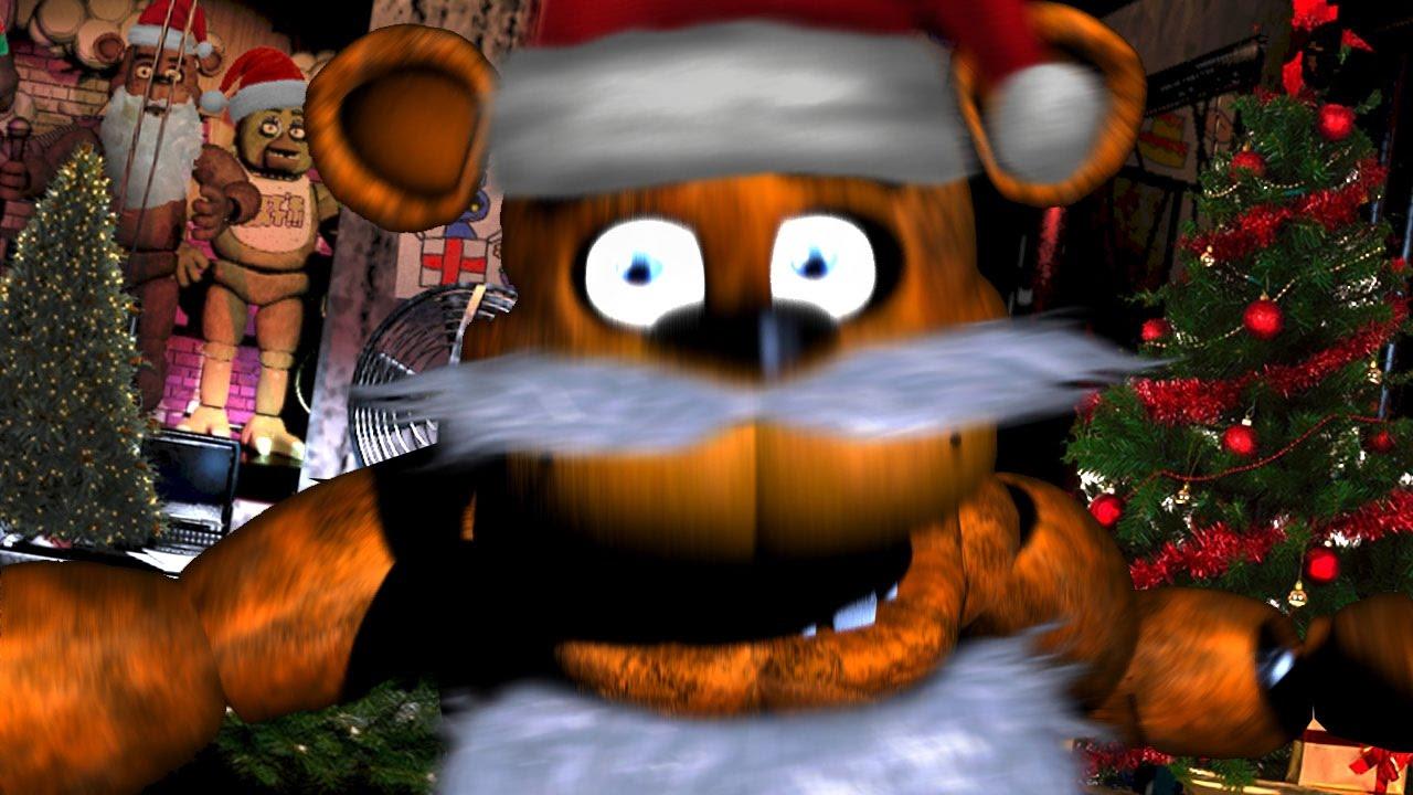 FNaF: CHRISTMAS EDITION?! - YouTube