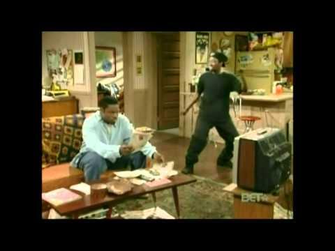 Eddie Griffin Dancing