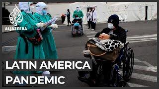 Latin America hits five million COVID-19 cases