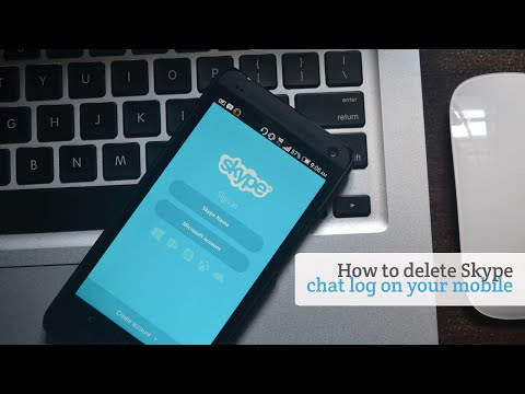 How To Delete Skype Chat History On Your Mobile