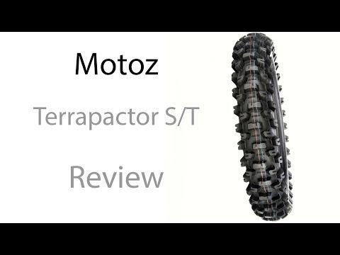 Motoz Terrapactor S/T Rear Tyre - Review