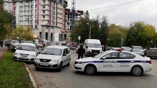 В результате стрельбы в Пермском университете погибли восемь человек.