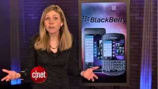 CNET Update - BlackBerry's last stand_ Z10 unveiled