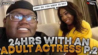 24 HOURS WITH A P**N STAR PT.2 (MS. LONDON)