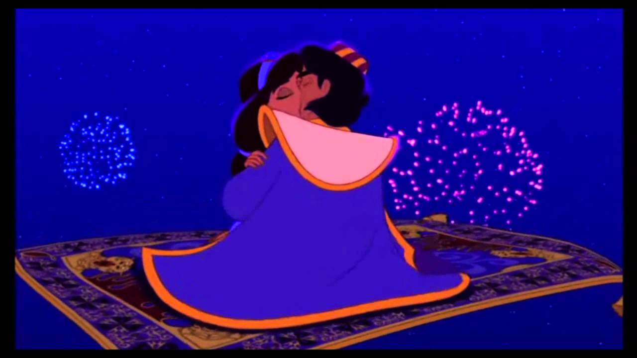 Aladdin - A Whole New World (reprise) {Romanian} - YouTube