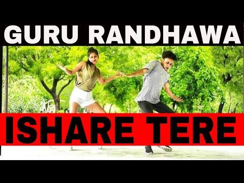 ISHARE TERE Song | DANCE COVER | Guru Randhawa, Dhvani Bhanushali | DirectorGifty | Bhushan Kumar