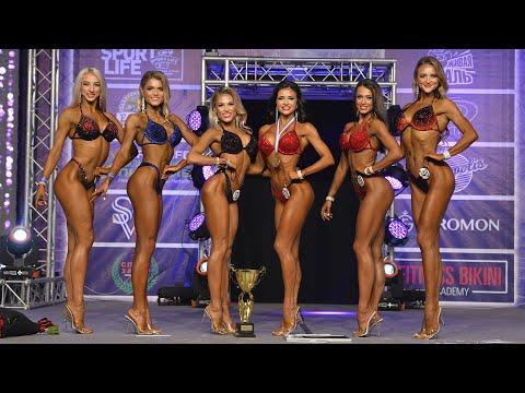 Чемпионат Санкт-Петербурга по бодибилдингу - 2019 (бикини, абсолютка)