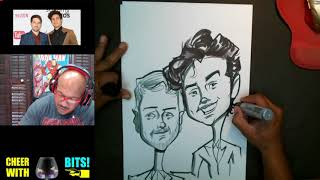 How To Draw Caricatures Smosh